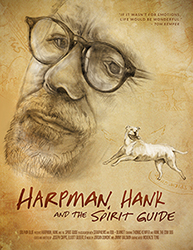 Harpman, Hank and the Spirit Guide Official Poster